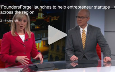 New nonprofit 'FoundersForge' launches to help entrepreneur startups across the region