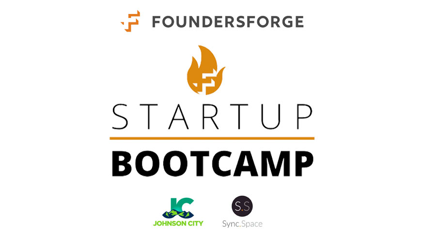 City of Johnson City, Sync Space, and FoundersForge Partnership Brings Startup Bootcamps and Other Support to Region